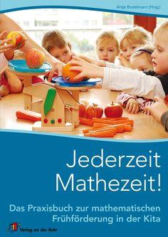 Mathe schon in der Kita? Aber klar! Denn Mathe ist viel mehr als Zahlen. Kinder stellen täglich viele Fragen, mit denen man wunderbar mathematisches Grundverständnis im Kita-Alltag fördern kann. Geordnet nach Entwicklungsstufen stellen...