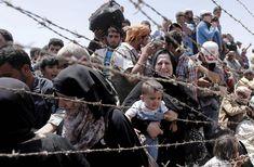 Hay deportaciones. Los líderes de la Unión Europea acuerdan deportar a Turquía a todos los inmigrantes llegados a Grecia, incluidos los refugiados sirios