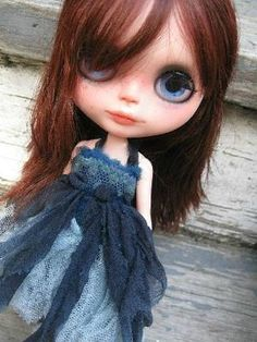 OOAK Custom Blythe Doll Storme by cindysowers on Etsy, $450.00 by fay