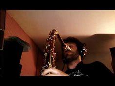 """""""Gelosia dei Momenti"""" - Piertomas Dell'Erba - Space Ambient Saxophone - YouTube"""