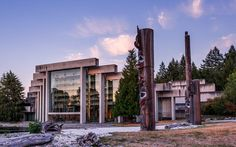 Welcome to the Museum of Anthropology, a place of world arts and cultures with a special emphasis on the First Nations peoples and other cultural communities of British Columbia, Canada. Vancouver Things To Do, Visit Vancouver, Vancouver Island, University Of British Columbia, Vancouver British Columbia, Voyage Canada, Canada Travel, Canada Trip, Tour Tickets