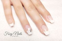 Gorgeous French Nails )))