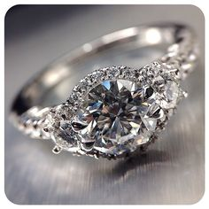 A flower cannot blossom without sunshine, and man cannot live without love. ~Max Muller #love {Insignia-7049D by @Verragio}