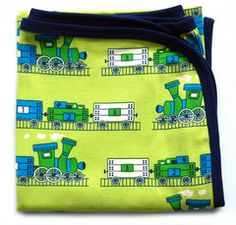 Danish SMAFOLK lighweight blanket - CHOO CHOO TRAIN Scandinavian Blankets, Choo Choo Train, Swedish Weaving, Kids Blankets, Blanket Sizes, Danish, Organic Cotton, Traditional, Design