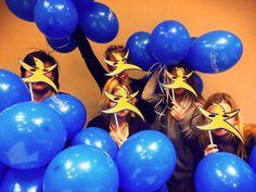 #Europass10Years! Balloon party in Latvia!
