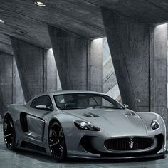 Not a big fan of Maseratis but this one is one i would buy!