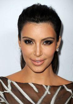Kim Kardashian Makeup Look # 4