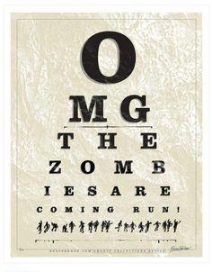 Omgthezombiesarecomingrun! Zombies