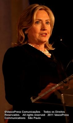 Hillary Clinton Issues Statement on the Deaths of Tyrone S. Woods and Glen A. Doherty in Benghazi, Libya  -  IMG_6490