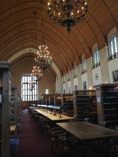 Law School Library, Cornell University. Mupload via Chris Brown