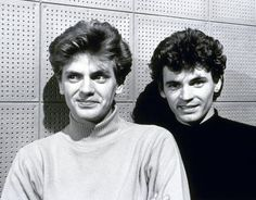 Phil and Don Everly - most beautiful harmonies you will hear.