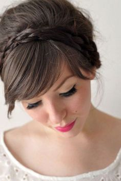 Braided fall hairstyles that are perfect for pairing with all of your holiday outfits.
