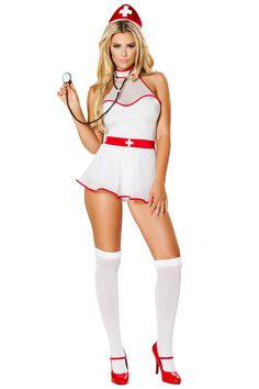 46d026e7b2995 Nurse Nightingale. Character Halloween CostumesNurse Halloween CostumeSexy  ...