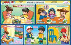 Galeria de chikilines   Chikipedia - Láminas Escolares Day, Cognitive Activities, Preschool Worksheets, Toddler Activities, Library Decorations, Kids