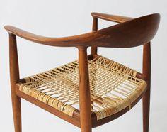 "Hans Wegner ""The Chair,"" Set of Eight 9"