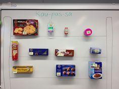 Kuinka paljon ostokset maksavat? Teaching Math, Maths, Addition And Subtraction, Floating Shelves, Usb Flash Drive, Homeschool, Presents, Home Decor, Euro