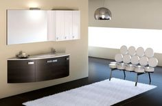 Modern Interpretation // A clean look that portrays a large, open space.
