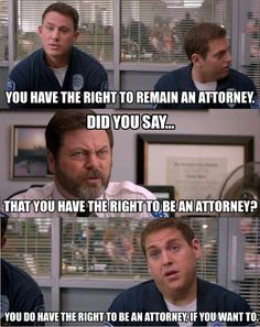 #21JumpStreet - What happens when a cop doesn't know what legal rights to state