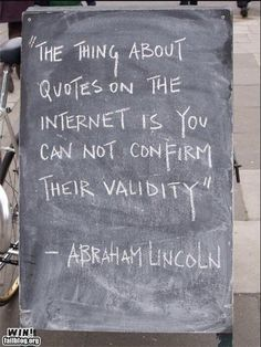 On quotes...