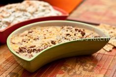 Mexican Chilli Cheese Refried Bean Dip