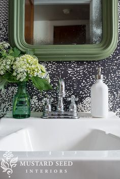 evolution of my home | part 7 | the three bathrooms - Miss Mustard Seed