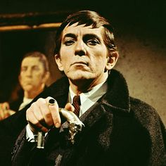 Barnabas Collins.  I loved Dark Shadows!