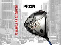 PRGR 2015 iD Nabla RS 02 Driver
