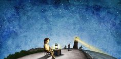 """ICYMI: We're releasing a new piece of """"Reading Under the Stars""""-inspired art every time kids log enough #summerreading minutes to unlock another constellation! http://bit.ly/14SRC"""