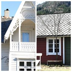 scalloped roof