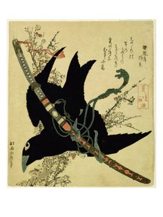 crow and sword