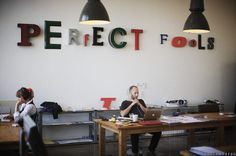 Perfects Fools, Digital agency .NL : Where They Create by Paul Barbera