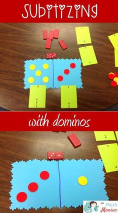 A great little lesson on subitizing, identifying and decomposing numbers under 10. Excellent for use in Kindergarten with small groups or for intervention.