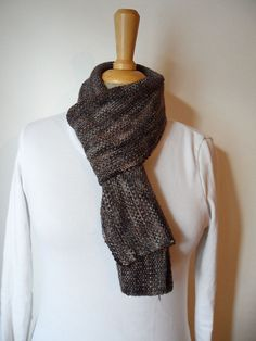 Ravelry: MaillesNam's Scrappy Scarf