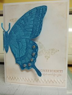 Swallowtail from Stampin Up!