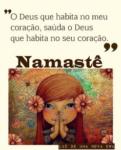 NAMASTÊ Cute Quotes For Life, Life Quotes, Bloom Quotes, Yoga Breathing, Spiritual Messages, Namaste Yoga, Inspirational Videos, Good Vibes, Positivity