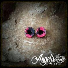Pink Agate Tunnel Pink Agate, Jewelry, Jewlery, Jewerly, Schmuck, Jewels, Jewelery, Fine Jewelry, Jewel