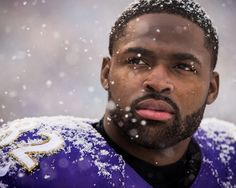 Torrey Smith Picture at Baltimore Ravens Photo Store