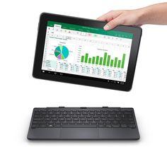 Los tablets convertibles vuelven a demostrar su validez en el mercado, y tras la llamativa propuesta de Apple ahora es el turno de que los fabricantes de dis...