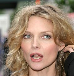 Michelle Pfeiffer hey babe what a woman