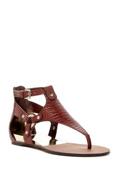 Averie Harness Wedge Sandal by Vince Camuto on @nordstrom_rack