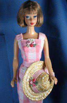 pink summer dress barbie