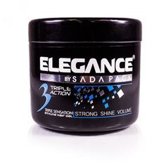 Elegance Triple Action Hair Gel Blue 176 Ounce >>> Check out the image by visiting the link. Barber Supplies, Hair Gel, Beauty Supply, Hair Looks, Hold On, Hair Care, Shampoo, Conditioner, Fragrance