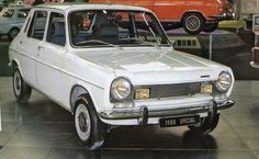 French-Cars-since-1946 • 1978 Simca 1100...