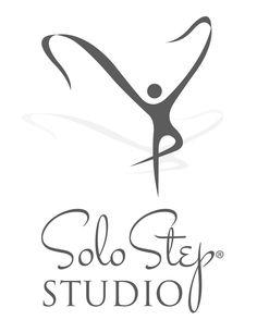 SoloStep logo concept