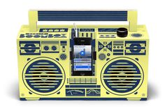 Berlin Boombox Lemon | Berlin Boombox