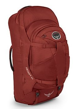 Osprey Farpoint 55 Travel Backpack Osprey Farpoint 55 Travel Backpack is rated above 4 stars and stays in the top selling products in Sporting Goods  category in USA. Click below to see its Availability and Price in YOUR country.