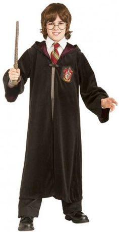Harry Potter Robe Premium - Eine Schul-Uniform, die alle gerne tragen: Eine Hogwarts Robe  #harrypotter #kostum #costume