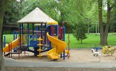 We'll definitely hit up our neighborhood playground!