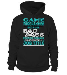 "# Game Programmer .    Game Programmer Because Badass Miracle Worker Special Offer, not available anywhere else!Available in a variety of styles and colorsBuy yours now before it is too late! Secured payment via Visa / Mastercard / Amex / PayPal / iDeal How to place an order  Choose the model from the drop-down menu Click on ""Buy it now"" Choose the size and the quantity Add your delivery address and bank details And that's it!"
