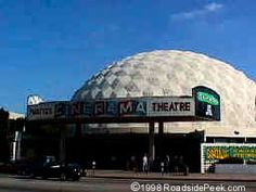 "Cinerama Dome, Los Angeles - Sunset Blvd....I saw ""The Sound Of Music"", ""How The West Was Won"", ""Mad, Mad, Mad, Mad World"" and other films here over the years"